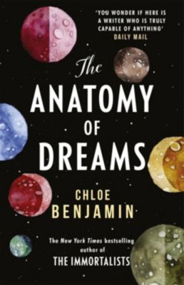 Tinder Press: The Anatomy of Dreams, Chloe Benjamin