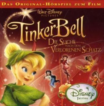 TinkerBell, 1 Audio-CD, Walt Disney
