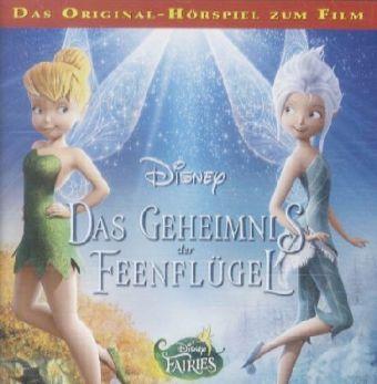 tinkerbell - das geheimnis der feenflügel, 1 audio-cd hörbuch