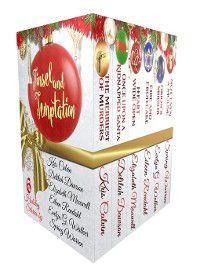 Tinsel and Temptation, Eileen Rendahl, Spring Warren, Delilah Dawson, Elizabeth Maxwell, Evelyn G. Walker, Kris Calvin