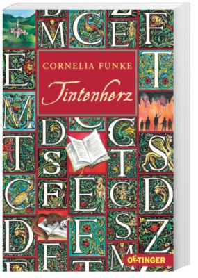 Tintenwelt Trilogie Band 1: Tintenherz, Cornelia Funke