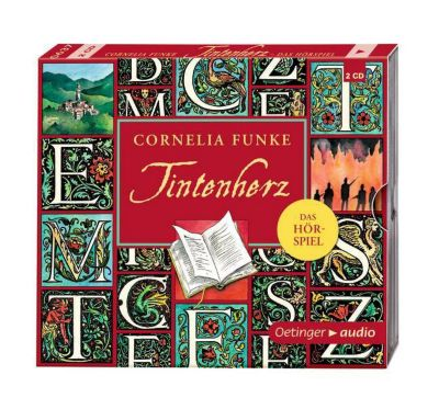 Tintenwelt Trilogie Band 1: Tintenherz (2 Audio-CDs), Cornelia Funke
