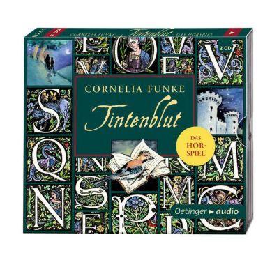 Tintenwelt Trilogie Band 2: Tintenblut (Audio-CD), Cornelia Funke