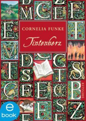 Tintenwelt-Trilogie: Tintenherz, Cornelia Funke