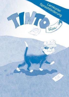 TINTO, Neubearbeitung: 1. Schuljahr, Lernkartei Sprachförderung, Blaue Ausgabe, Rüdiger Urbanek