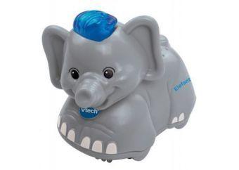 Tip Tap Baby Tiere - Elefant
