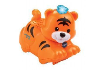 Tip Tap Baby Tiere - Tiger
