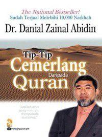 Tip-Tip Cemerlang Daripada Quran Edisi 2017, Danial Zainal Abidin