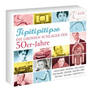 Tipitipitipso-Die großen Schlager der 50er Jahre, Diverse Interpreten