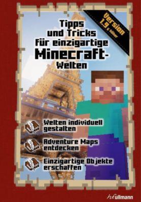 Tipps und Tricks für einzigartige Minecraft-Welten, Stéphane Pilet