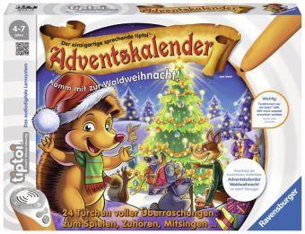 tiptoi®: Adventskalender - Waldweihnacht der Tiere