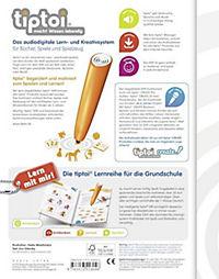 tiptoi®: Deutsch 1. Klasse - Produktdetailbild 1