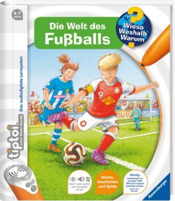 tiptoi®: Die Welt des Fußballs, Inka Friese