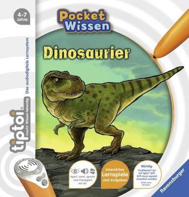 tiptoi® Dinosaurier, Annette Neubauer