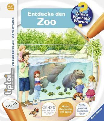tiptoi® Entdecke den Zoo, Inka Friese