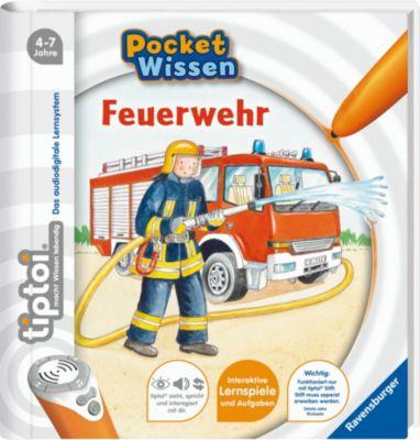tiptoi®: Feuerwehr, Verena Zemme