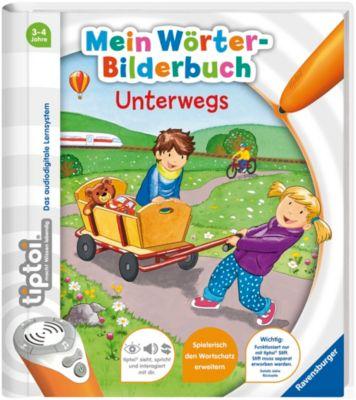 tiptoi®: Mein Wörter-Bilderbuch Unterwegs