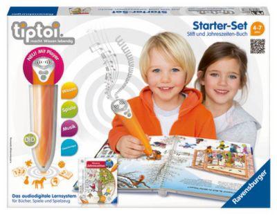 tiptoi® Starter-Set Unsere Jahreszeiten