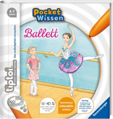 tiptoi®: tiptoi® Ballett
