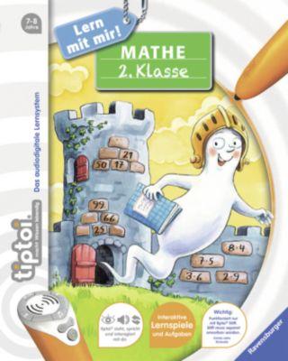 tiptoi®: tiptoi® Mathe 2. Klasse, Eva Odersky