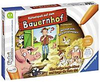 tiptoi®: tiptoi® Rätselspass auf dem Bauernhof (Spiel-Zubehör) - Produktdetailbild 1