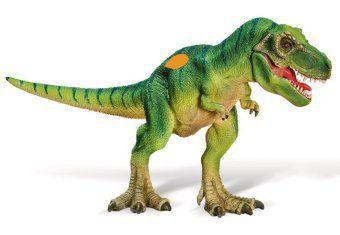tiptoi®: Tyrannosaurus, tiptoi Spielfigur mit Steuerungskarte
