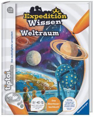 tiptoi®: Weltraum, Thilo