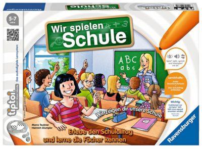 TipToi - Wir spielen Schule