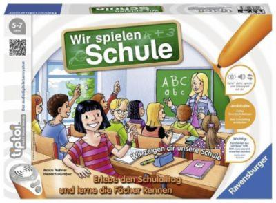 tiptoi® Wir spielen Schule