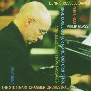 Tirol Concerto, Rascher Saxophone Quartet, Davies, Stuttgarter Ko