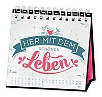 """Tischkalender """"Fresst meinen Sternenstaub"""" 2018 - Produktdetailbild 1"""