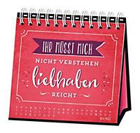 """Tischkalender """"Fresst meinen Sternenstaub"""" 2018 - Produktdetailbild 3"""