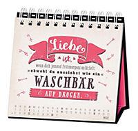 """Tischkalender """"Fresst meinen Sternenstaub"""" 2018 - Produktdetailbild 10"""