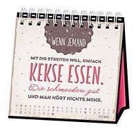 """Tischkalender """"Fresst meinen Sternenstaub"""" 2018 - Produktdetailbild 12"""