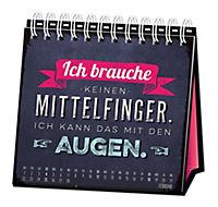 """Tischkalender """"Fresst meinen Sternenstaub"""" 2018 - Produktdetailbild 11"""