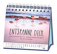 """Tischkalender """"Genieße deine Zeit"""" 2018 - Produktdetailbild 1"""