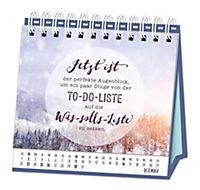 """Tischkalender """"Genieße deine Zeit"""" 2018 - Produktdetailbild 9"""