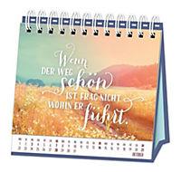 """Tischkalender """"Genieße deine Zeit"""" 2018 - Produktdetailbild 4"""