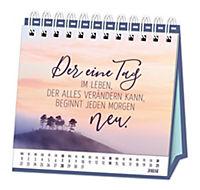 """Tischkalender """"Genieße deine Zeit"""" 2018 - Produktdetailbild 2"""