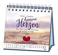 """Tischkalender """"Genieße deine Zeit"""" 2018 - Produktdetailbild 10"""