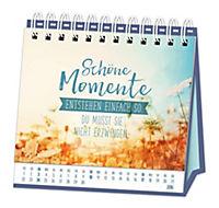 """Tischkalender """"Genieße deine Zeit"""" 2018 - Produktdetailbild 12"""