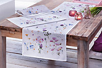 "Tischläufer ""Wiesenblüten"" - Produktdetailbild 1"