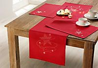 """Tischsets """"Sternenglanz"""", 2er-Set - Produktdetailbild 1"""