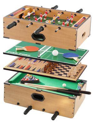 Tischspiele-Set 5 in 1