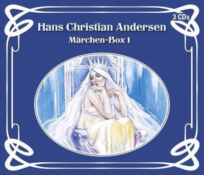 Titania Special: Märchenbox I, 3 Audio-CDs, Hans Christian Andersen
