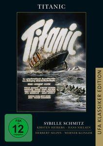 Titanic, DVD, Harald Bratt, Hansi Köck, Herbert Selpin, Walter Zerlett-Olfenius