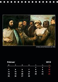 Tiziano Vecellio - Tizian (Tischkalender 2019 DIN A5 hoch) - Produktdetailbild 2