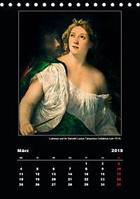 Tiziano Vecellio - Tizian (Tischkalender 2019 DIN A5 hoch) - Produktdetailbild 3