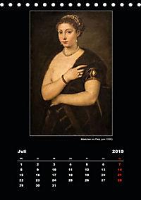 Tiziano Vecellio - Tizian (Tischkalender 2019 DIN A5 hoch) - Produktdetailbild 7
