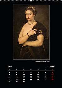 Tiziano Vecellio - Tizian (Wandkalender 2019 DIN A2 hoch) - Produktdetailbild 7